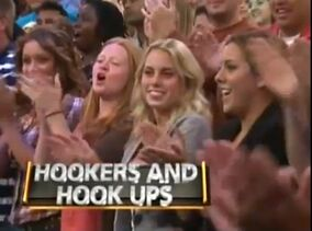 Hookers and Hook Ups