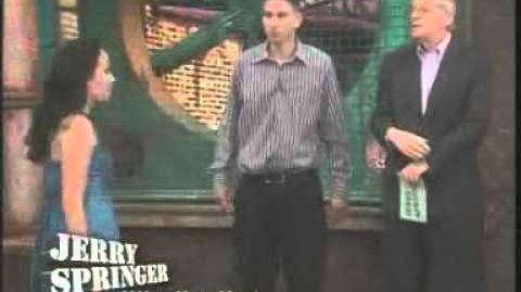 I Want Your Man! (The Jerry Springer Show)