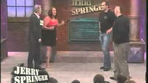 I Had Sex With Your Tranny Brother (The Jerry Springer Show)