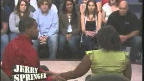 I'm Sorry ... She Seduced Me (The Jerry Springer Show)