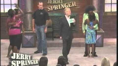 Threesome With Two Sisters (The Jerry Springer Show)