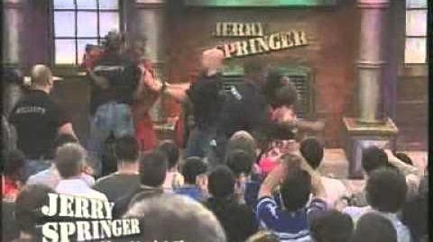 You Had A Threesome! (The Jerry Springer Show)