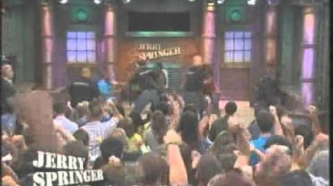A Prostitute Stole My Heart (The Jerry Springer Show)