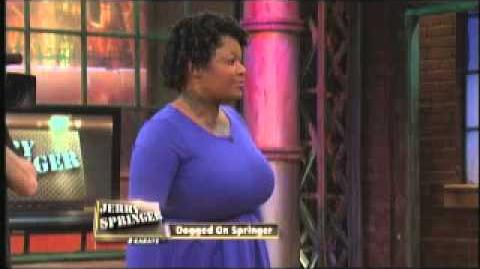 Dogged On Springer (The Jerry Springer Show)