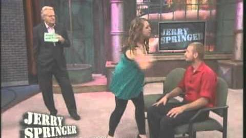 """""""I Want Sex With Everyone"""" (The Jerry Springer Show)"""