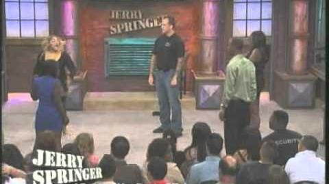 I Danced Her Pants Off (The Jerry Springer Show)