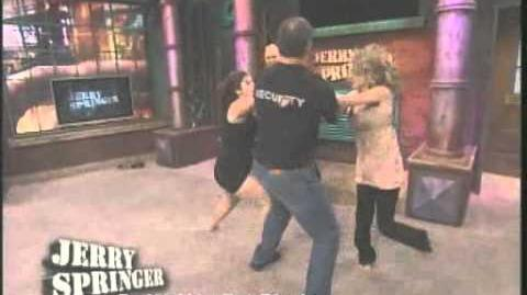 Backstabbing Best Friends (The Jerry Springer Show)