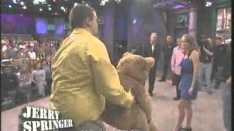 Beware Of Guests With Gifts (The Jerry Springer Show)
