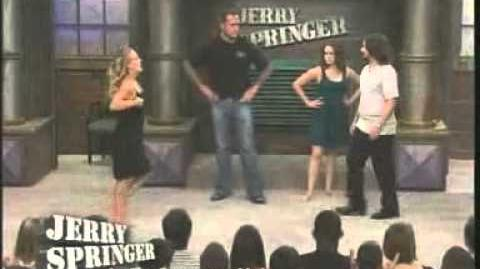 It's The Rooster Or Me! (The Jerry Springer Show)