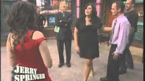 I Kissed Your Man And I Liked It (The Jerry Springer Show)