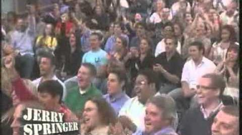Sexy Springer Break (The Jerry Springer Show)