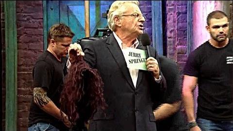 Back Off My $ Bag (The Jerry Springer Show)
