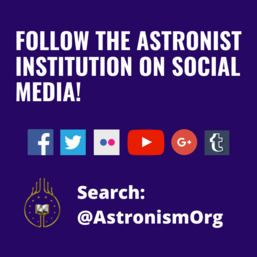 Astronist Institution Social Media