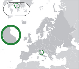 800px-Location San Marino Europe