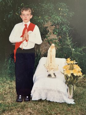 First Holy Communion of Cometan