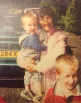 Grandmother & Cousin of Cometan