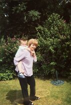 Cometan & Grandmother