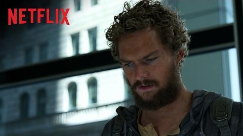 Marvel's Iron Fist Offizieller Trailer Netflix HD