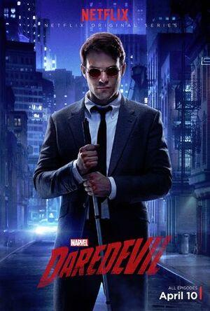 Daredevil Staffel 1 Poster