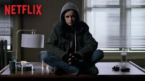 Marvel's Jessica Jones Offizieller Trailer