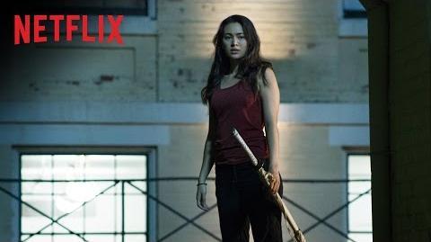 """Marvel's Iron Fist Featurette """"Ich bin Colleen Wing"""" Netflix"""