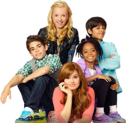 Jessie et les enfants