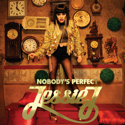 Single cover Nobody's Perfect