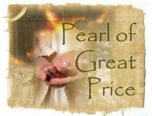 Parable of the pearl of great price