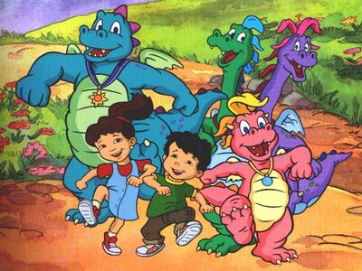 Dragon tales 7088