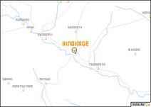 Hinokage Map