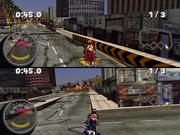 Jetmoto2 gameplay
