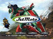 Jetmoto titlescreen