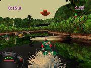 Jetmoto gameplay
