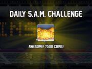 7500 coins