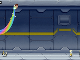 Rainbow Jetpack