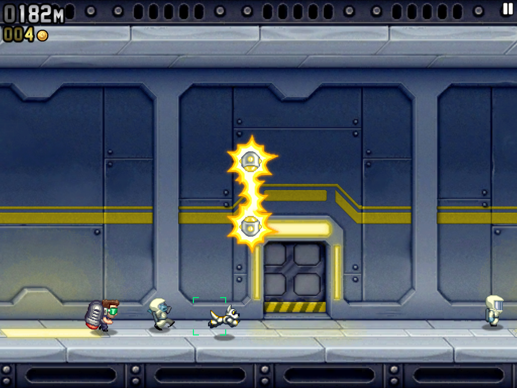 Image - Barry with the X-Ray Specs.PNG   Jetpack Joyride Wiki ...