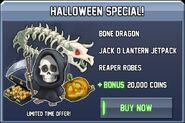 Jetpack Joyride Halloween 3