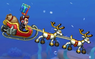 Sleigh of awesome