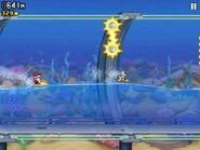 Wave Rider underwater
