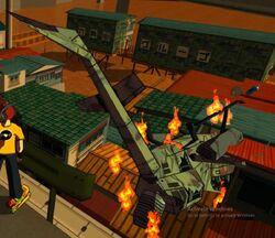 The Monster of Kogane Crash 1