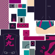 Rapid 99 Clothes