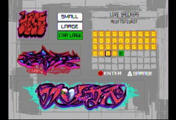 LOVE SHOCKER GRAFFITI 00012