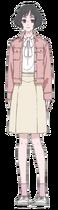 Shouko tanimoto anime design 1