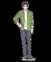 Seigi anime design