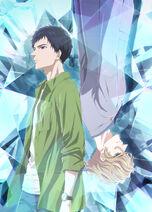 Jeweler richard anime key visual