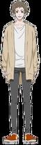 Haruyoshi shimomura anime design 1