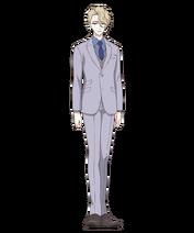 Richard anime designs