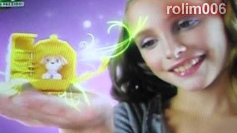 Jewel Pet- Commercial Toys 2011 Portugal