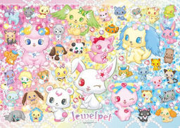 All Jewelpets (etcept Luea and Larimar)