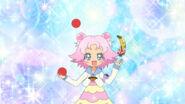 Human Labra doing some juggle